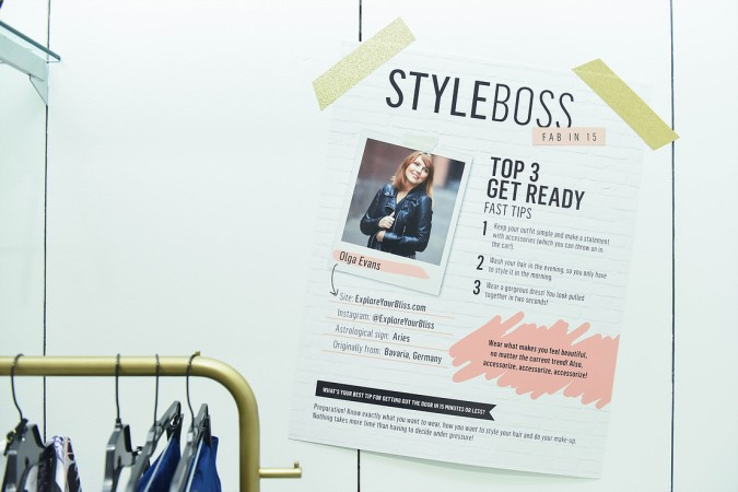 Styleboss at Westfield Southcenter by Explore Your Bliss
