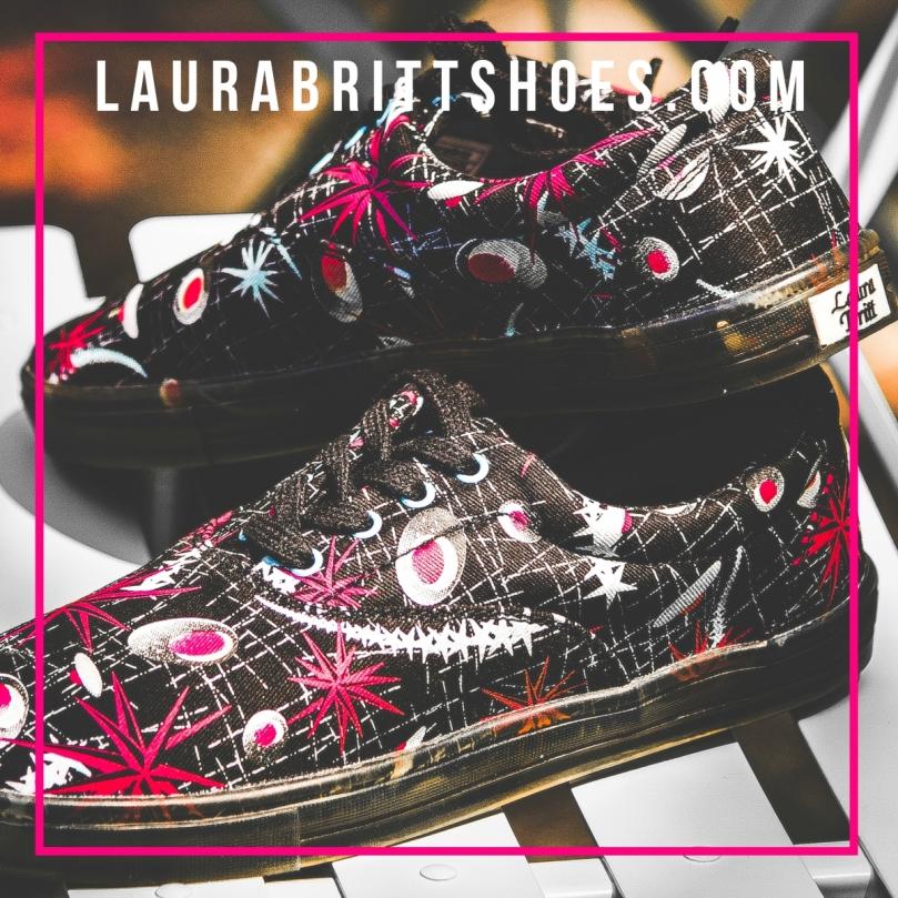 Laura Britt shoes
